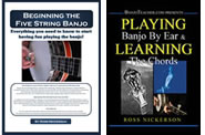 Playing Banjo By Ear - Learning Banjo Chords - Beginning Book